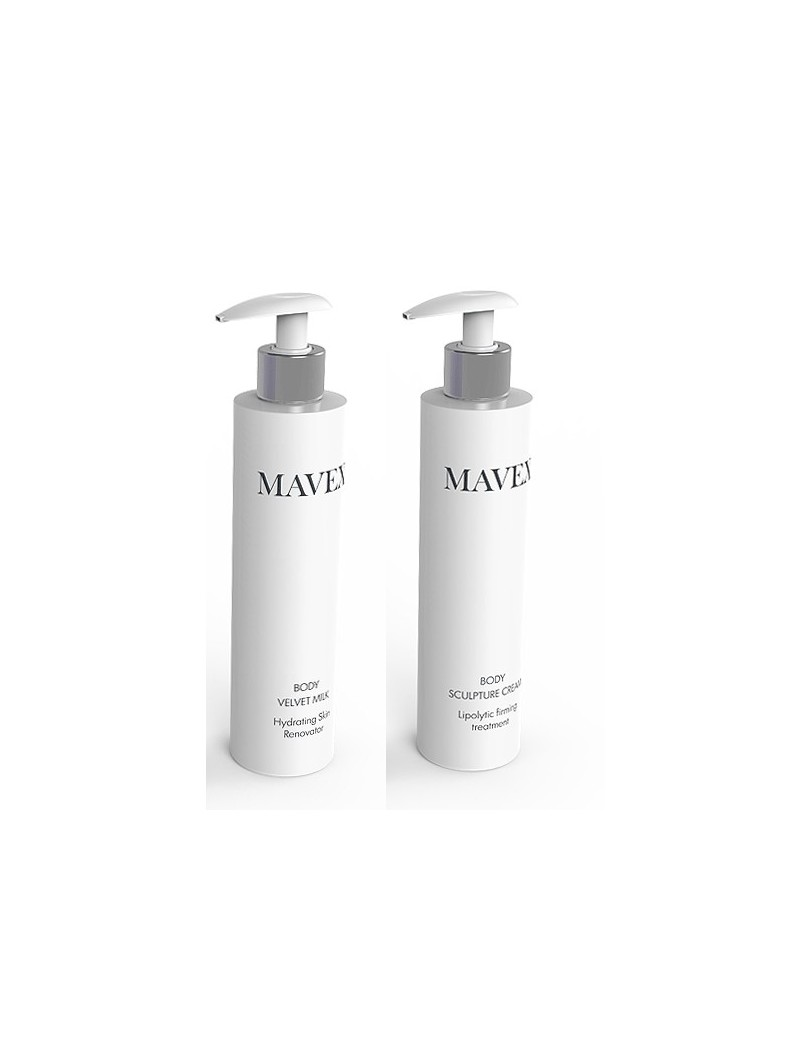 Mavex Body Shape Lifting - Body Package