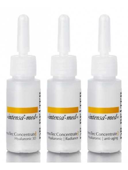 Dr. Belter Intensa-Med - DermoTec Concentrate Hyaluronic SET