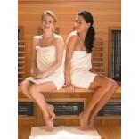 HGT Infrared Cabins Royal-Elegance Infrared Sauna   HGT Switzerland CH